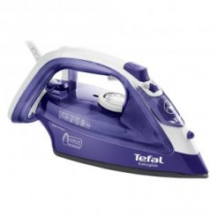 Tefal FV 3930 Easygliss Auto off Stoomstrijkijzer paars